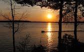 Hamlin Lake Sunset